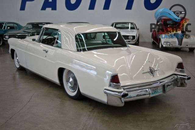 1956 Continental Mark Ii Coupe Classic Lincoln
