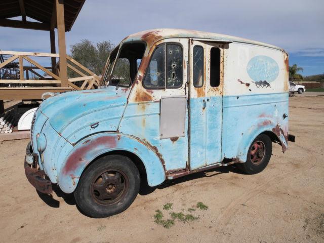 Used Cars Orillia >> 1956 Divco Milk Truck Slantback - Classic Other Makes Divco Milk Truck Slant back 1956 for sale