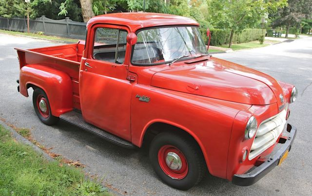 1956 Dodge 1 2 Ton Pickup Custom Regal C 3 B6 108 Quot Wb