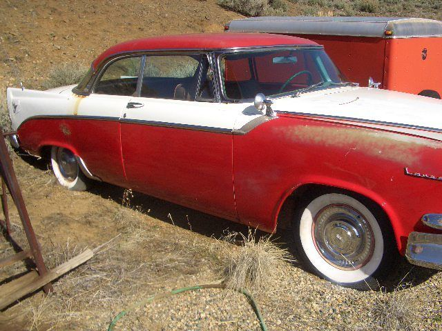 1956 dodge custom royal lancer classic dodge lancer 1956 for 1956 dodge custom royal 4 door