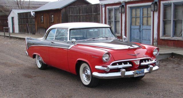 1956 Dodge Custom Royal Lancer Coronet  Rotisserie