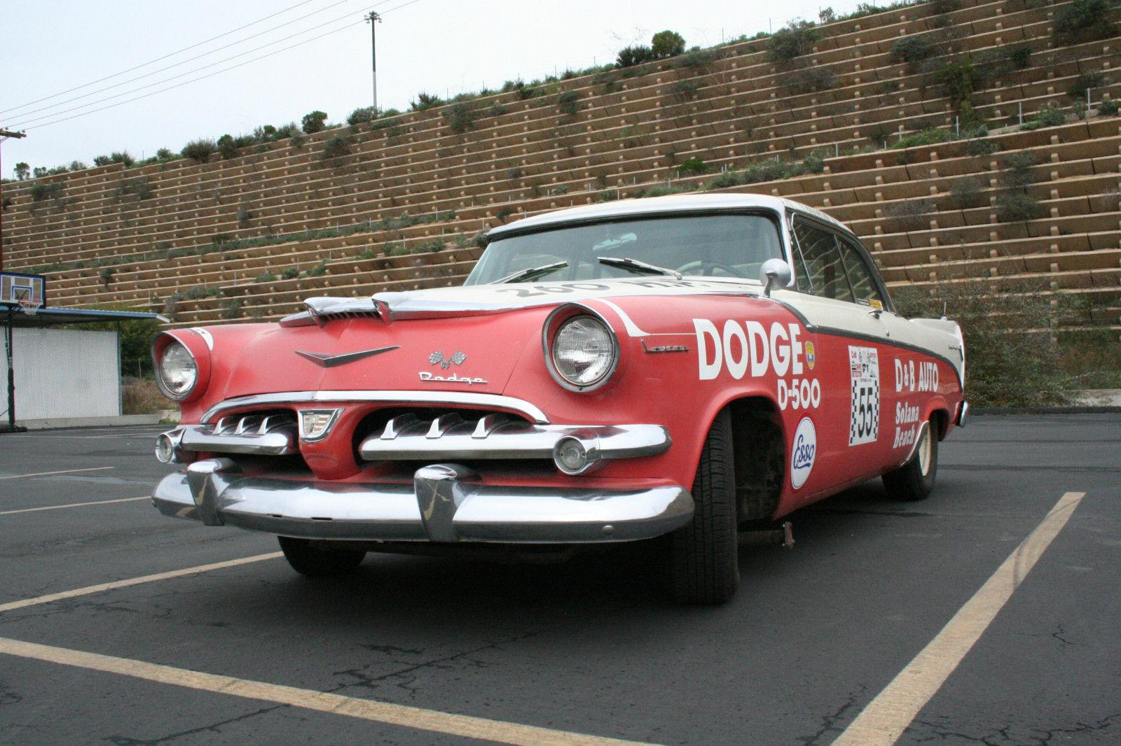 1956 Dodge Lancer Custom Royal D500 Classic Dodge Lancer