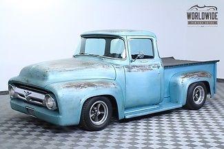1956 ford big window truck 427 v8 custom fauxtina for 1956 big window ford truck sale