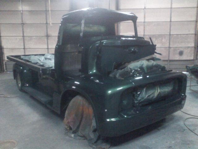 East Dallas Diesel >> 1956 Ford COE (Cab Over Engine) Truck - Classic Ford Other ...