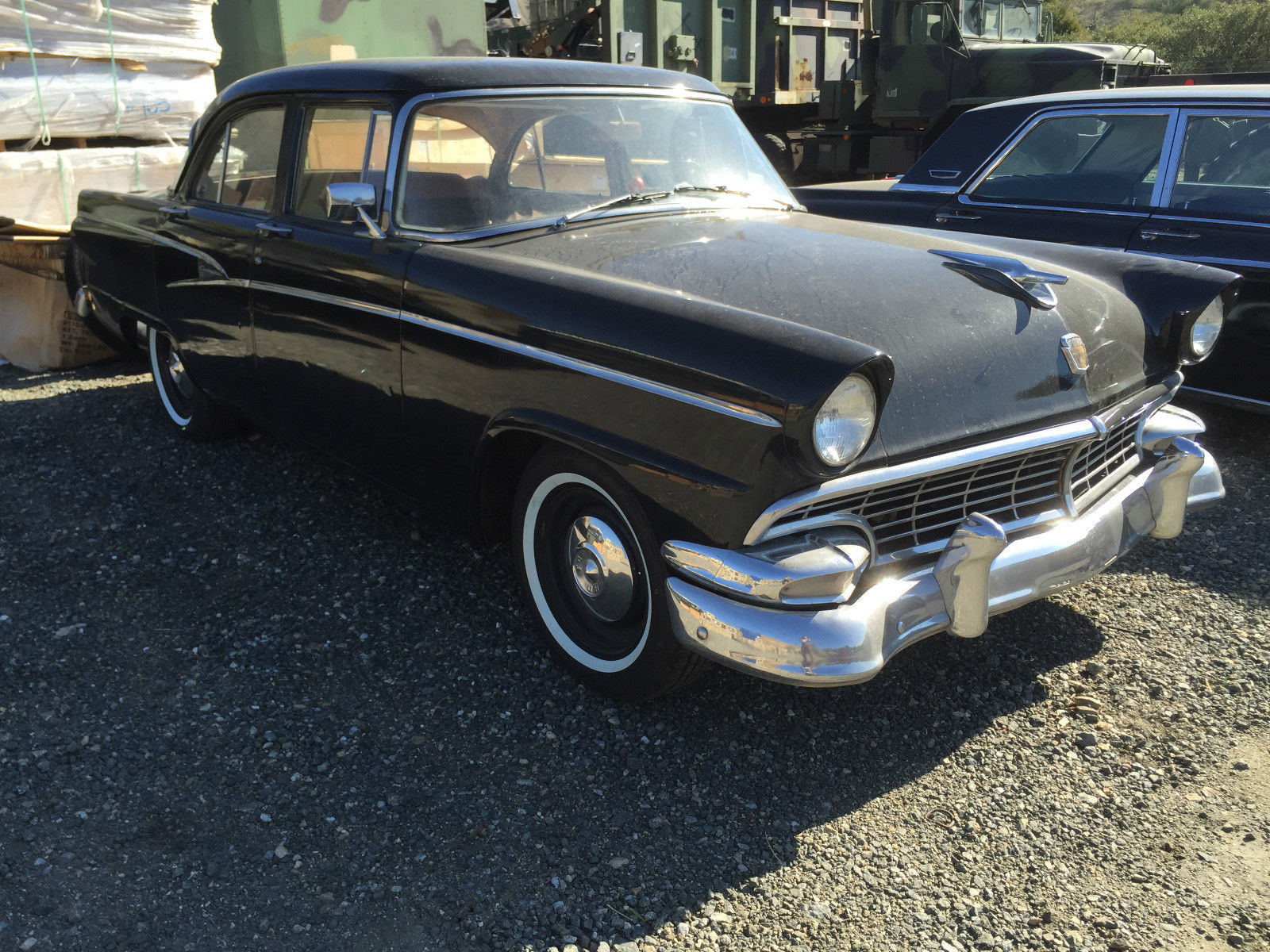 Tucson Car Auction >> 1956 Ford Customline, 6 cyl, 4 door. - Classic Ford Other ...