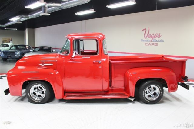 1956 ford f100 big window pickup great driver classic for 1956 ford f100 big window truck for sale