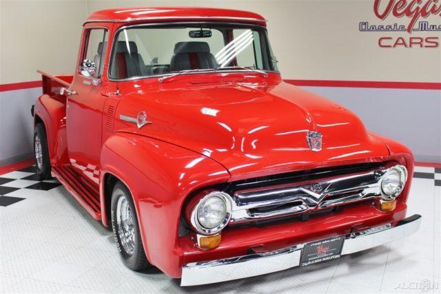 1956 ford f100 big window pickup great driver classic for 1956 big window ford truck sale