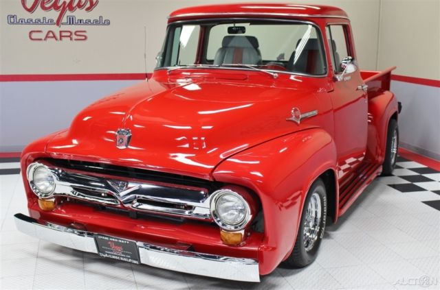 1956 Ford F100 Big Window Pickup! Great Driver! - Classic Ford F-100 1956 for sale