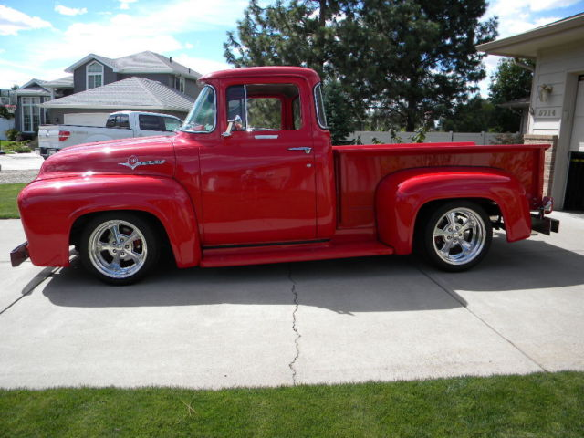 1956 ford big window pickup for autos post for 1956 ford f100 big window truck for sale