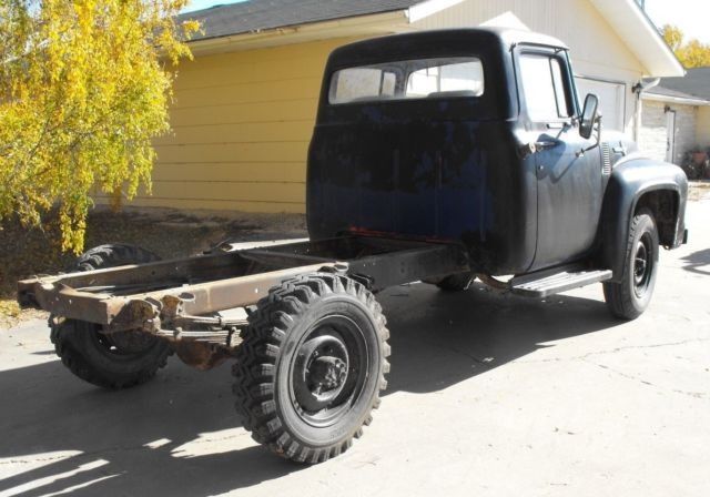1956 Ford F350 Truck No Reserve Classic Ford F 350 1956