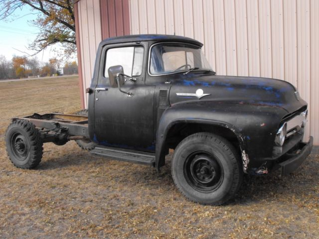1956 Ford F350 Truck NO RESERVE - Classic Ford F-350 1956 for sale