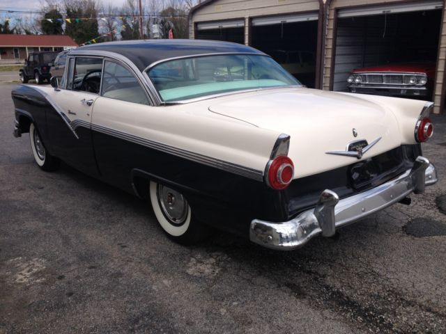 1956 ford fairlane 2 door hardtop classic ford fairlane for 1956 ford fairlane 4 door hardtop