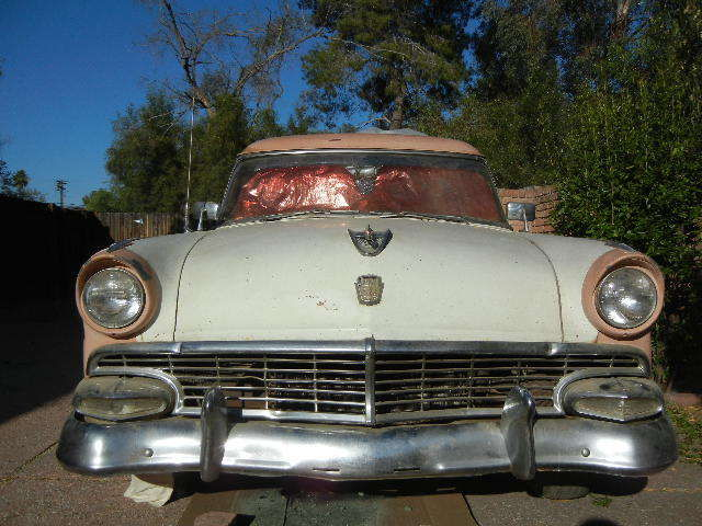 1956 ford parklane 2 door station wagon rare 1 year for 1956 ford 2 door wagon