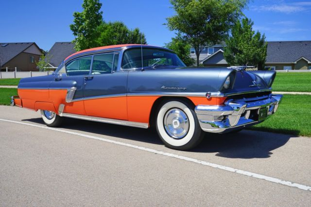 1956 mercury monarch phaeton 48 485 miles classic for 1956 mercury montclair phaeton 4 door hardtop