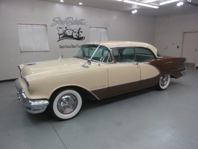 "Cars For Sale Sioux Falls >> 1956 OLDSMOBILE 98 ""RARE"" Holiday Hardtop Sedan restoration striking and elegant - Classic ..."
