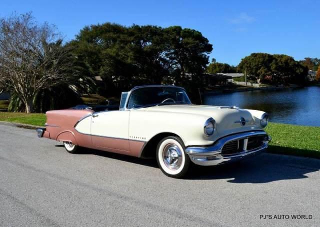 1956 Oldsmobile Ninety Eight 30 355 Miles Other