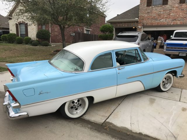 1956 Plymouth Savoy 2 Door Coupe Restored 999