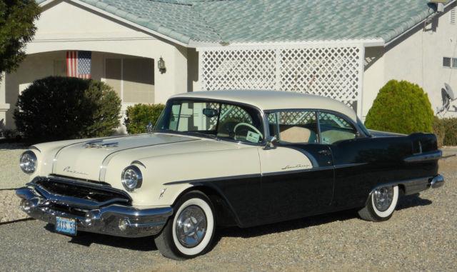 1956 pontiac star chief 2 door coupe repainted rebuilt for 1956 pontiac 2 door hardtop