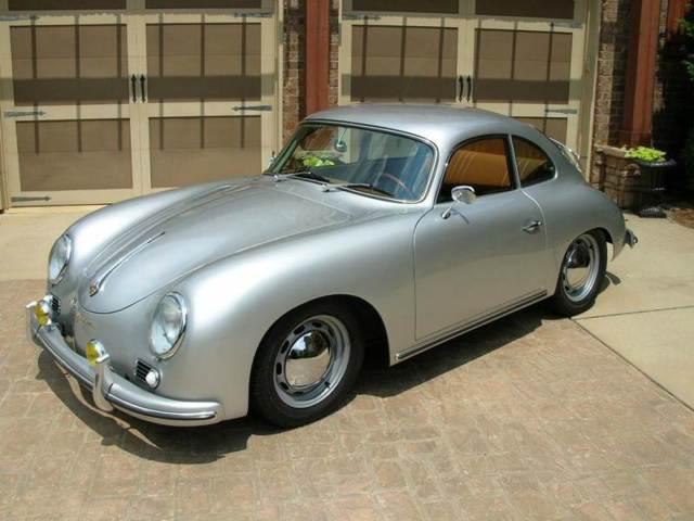 1956 Porsche 356 Replica By Jps A C Subaru 2 5l Efi