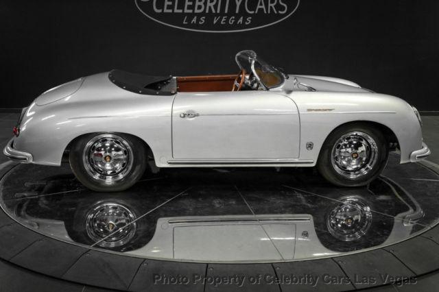 1956 Porsche 356 Speedster Convertible Replica 1900 Miles Vintage Speedsters Classic Porsche