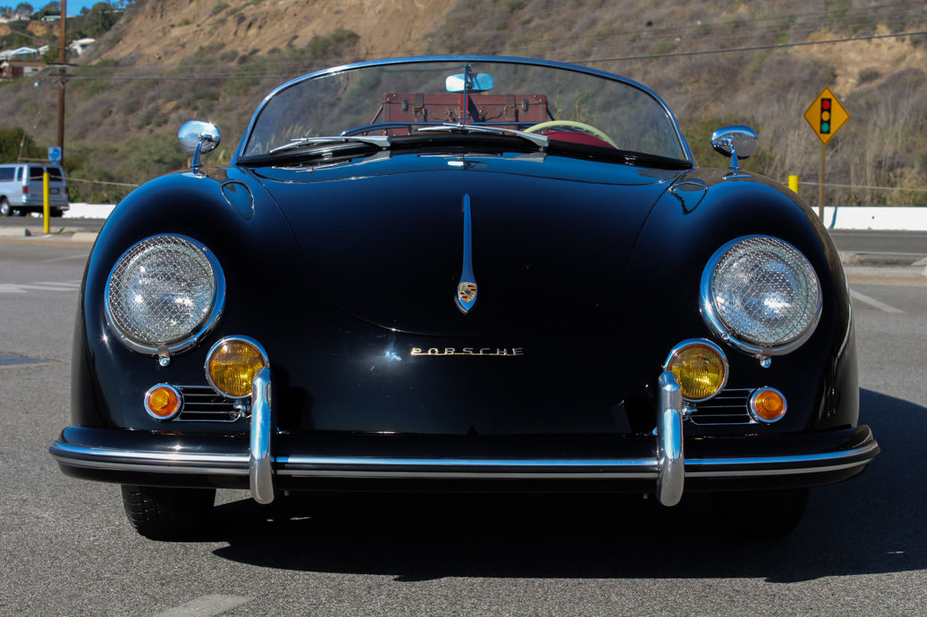 1956 Porsche Speedster 356 Replica Professionally Restored
