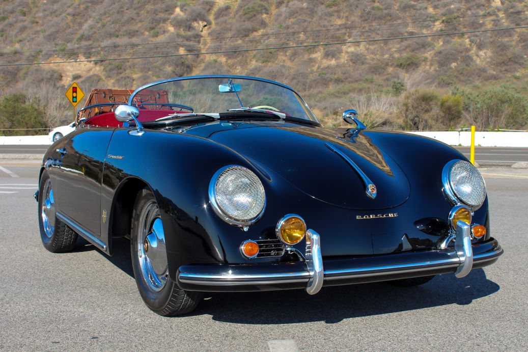 1956 Porsche Speedster 356 Replica Professionally Restored Excellent Classic Replica Kit