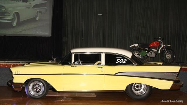 1957 57 Chevrolet Chevy Belair Pro Street 502 Fresh