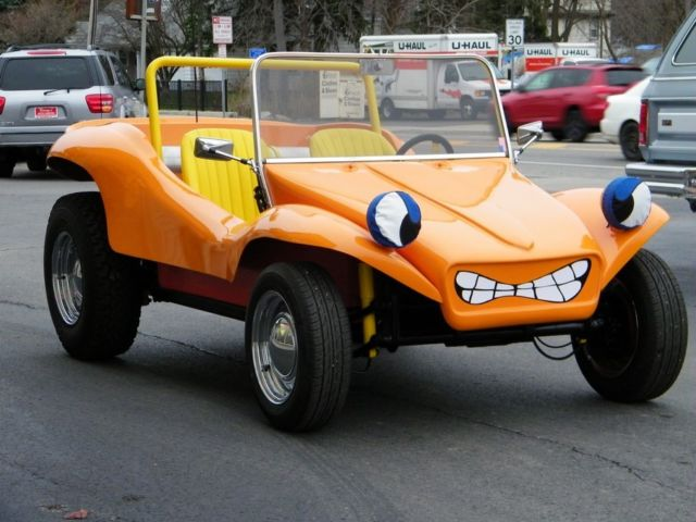 1957 57 Volkswagen Beetle Chassis Speed Buggy Manx-Style ...