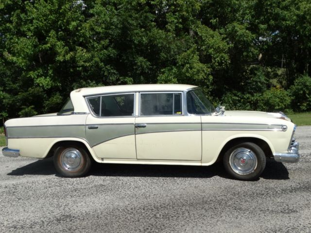 All American Motors >> 1957 Amc Rambler Custom Rare All Original Great Running American