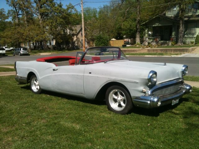 1957 buick convertible project rat rod 57 convertible classic street rod classic buick. Black Bedroom Furniture Sets. Home Design Ideas