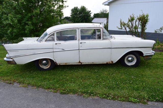 1957 chevrolet 210 4 door original classic chevrolet bel for 1957 chevy 210 4 door