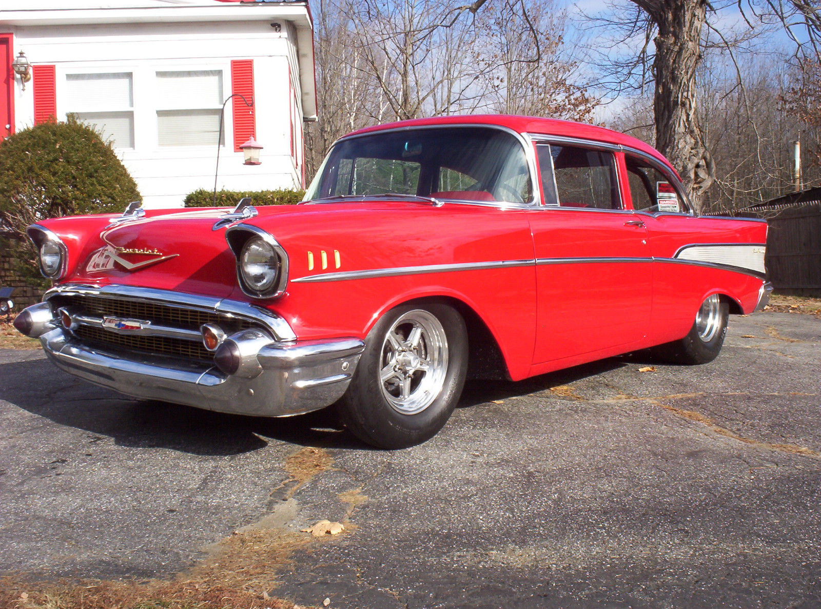 1957 chevrolet bel air 2 door big block chevy 555 cubic for 1957 chevy belair 2 door