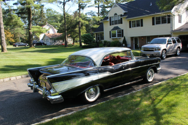 1957 chevrolet bel air 4 door hardtop no post classic for 1957 chevy belair 4 door hardtop
