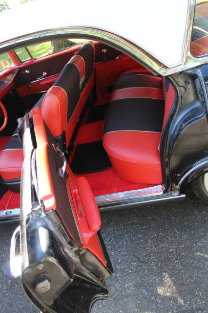 1957 Chevrolet Bel Air 4 Door Hardtop No Post Classic