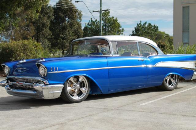 1957 Chevrolet Belair Big Block 502 Show Winner Chip Foose