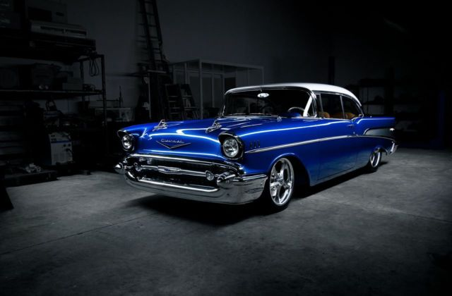 1957 Chevrolet Belair Big Block 502 Show Winner Chip Foose