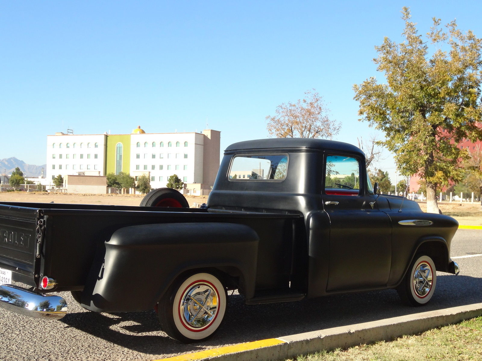 1957 Chevrolet Pickup 3200 Collectible Classic Other Pick Up Prevnext