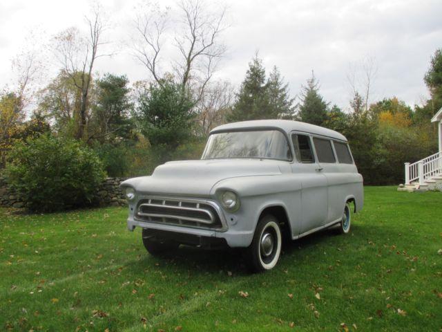 1957 Chevrolet Suburban Carryall Classic Chevrolet