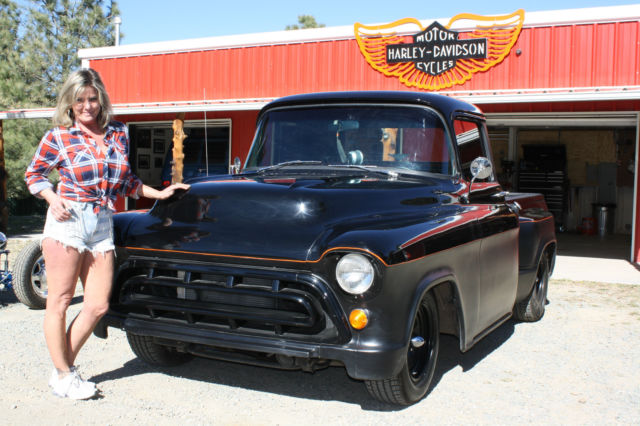 1957 Chevrolet Truck Custom Other Not Ford Classic