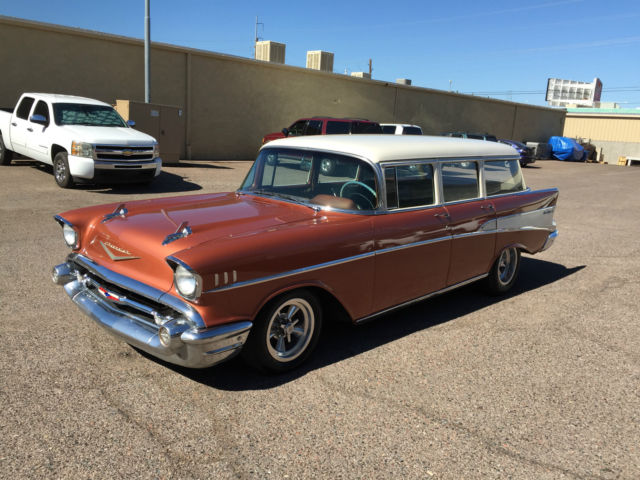 1957 chevy 4 door wagon classic chevrolet bel air 150