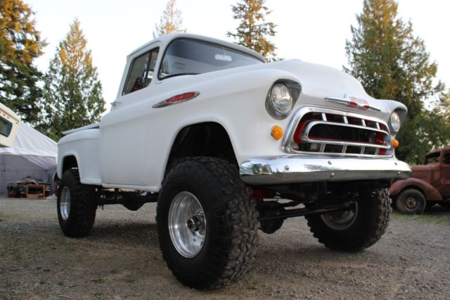 1957 Chevy 4x4 Pickup Classic Chevrolet Other Pickups