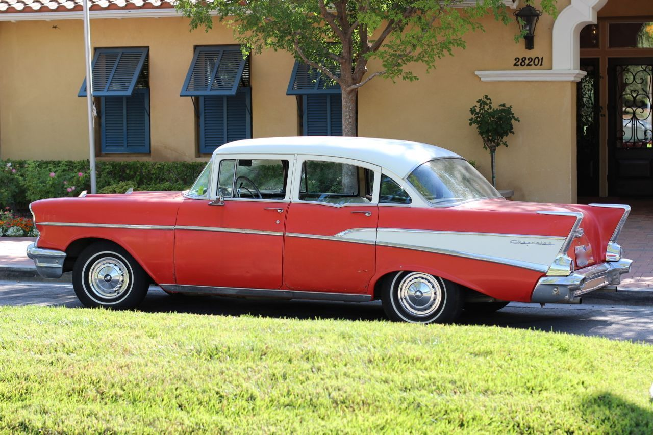 1957 chevy bel air vin location 1957 ford vin location