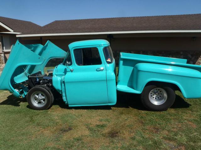 1957 chevy pickup truck pro street prostreet big window for 1957 chevy big window truck for sale