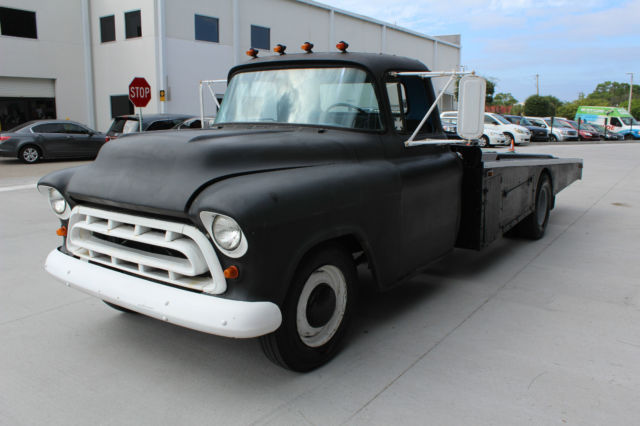 1957 Chevy Ramp Truck Classic Chevrolet Other 1957 For Sale