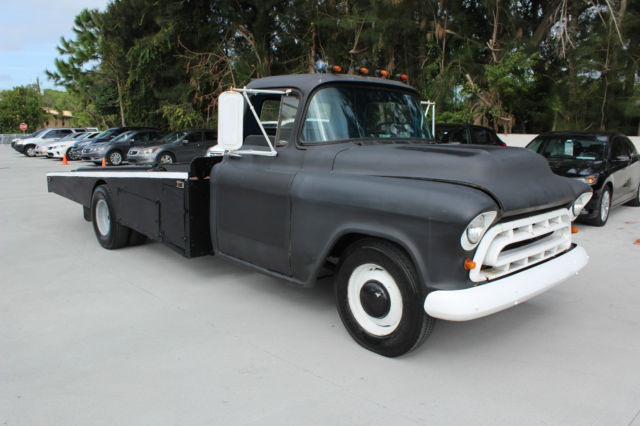 1957 CHEVY RAMP TRUCK - Classic Chevrolet Other 1957 for sale