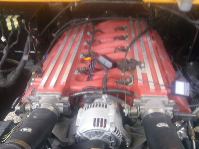 1957 CHEVY SHORTY KOOL BUS VIPER ENGINE LOW MILES NOT BEL