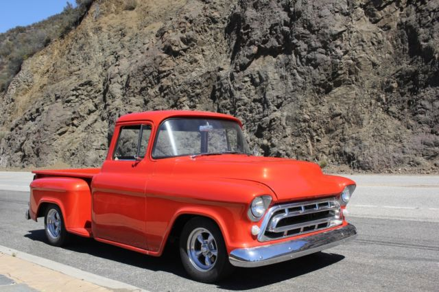 1957 chevy truck big window fresh resto mod classic for 1957 chevy big window truck for sale
