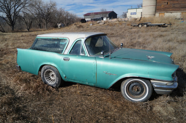 Colorado Springs Dodge >> 1957 Chrysler Wagon Gasser Rat Hot Rod Drag Project race NO RESERVE - Classic Dodge Other 1957 ...