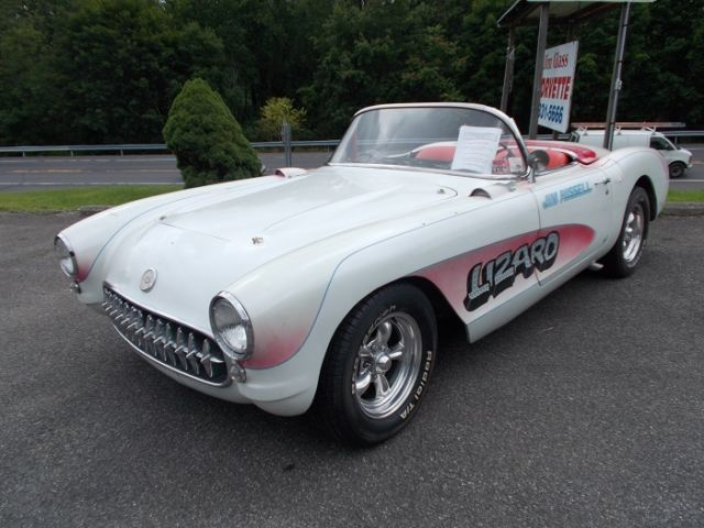 "West Coast Corvette >> 1957 Corvette ""Lizard"" Drag Car - Classic Chevrolet Corvette 1957 for sale"