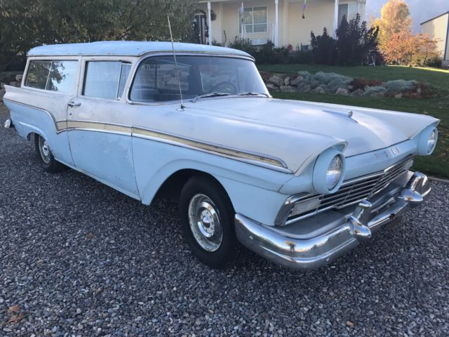 1957 Ford Del Rio stationwagon - Classic Ford Fairlane 1957 for sale